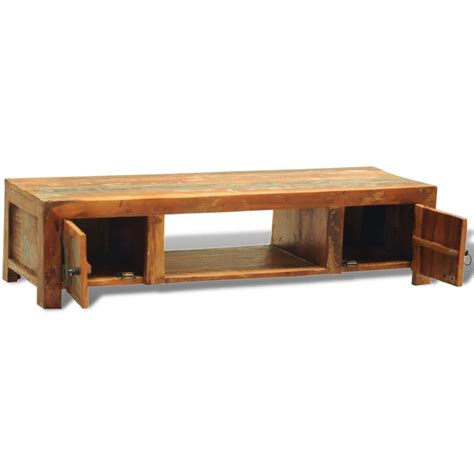 reclaimed wood tv cabinet reclaimed wood tv cabinet with 2 doors vintage antique