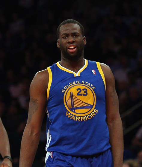 draymond green in golden state warriors v new york knicks