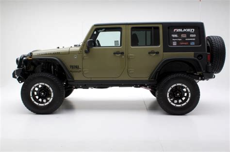 Jeep Giveaway Enter For Your Chance To Win A Falken Equipped 2013 Jeep