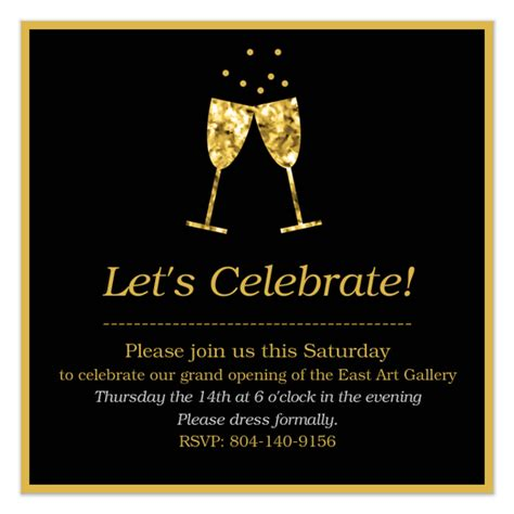 celebrate it templates cheers let s celebrate invitations cards on pingg