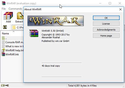 format video rar make winrar to use rar4 format by default instead of rar 5