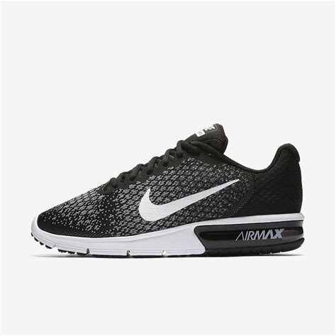 Nike Air Max Sequent 2 Black 852461005 1 nike air max sequent 2 s running shoe nike