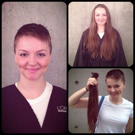 haircut before and after tumblr 367 best hair before and after images on pinterest short