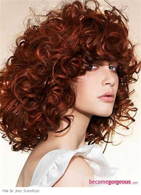 haircuts for curly red hair curly red hairstyles