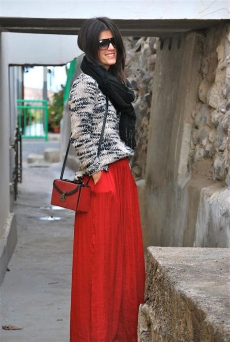30 beautiful maxi skirt for this fallall for fashion design