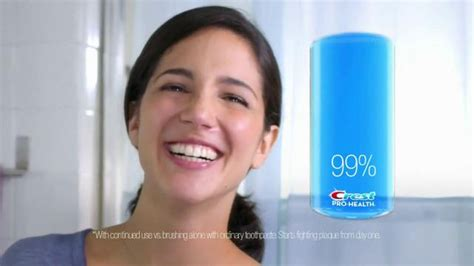 crest commercial actress crest pro health tv spot go pro ispot tv