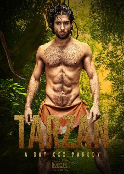 The Legend Of Tarzan Gets A Gay Porn Parody Instinct