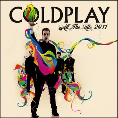 coldplay cover coldplay all the hits 2011 for the love of vinyl art