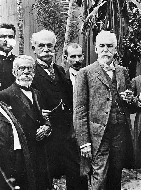 Machado de Assis, Joaquim Nabuco e Francisco Pereira