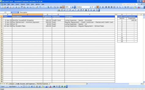 Rental Property Accounting Spreadsheet by Rental Property Spreadsheet Template Rental Property