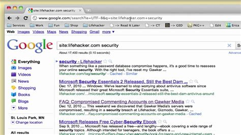 Lifehacker Search How To Search Lifehacker With