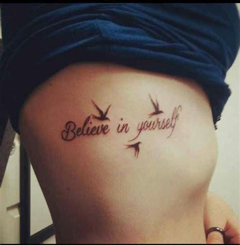 tattoo terbaik believe in yourself tattoo www pixshark com images