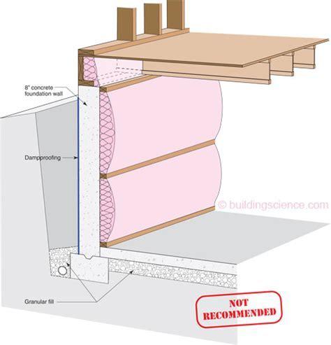 Basement Insulation Code   Smalltowndjs.com