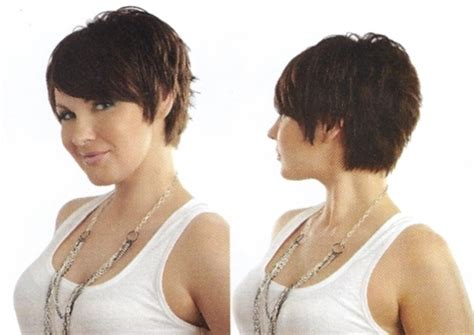 pixie haircut front and back short bob hairstyles back view short hairstyle 2013
