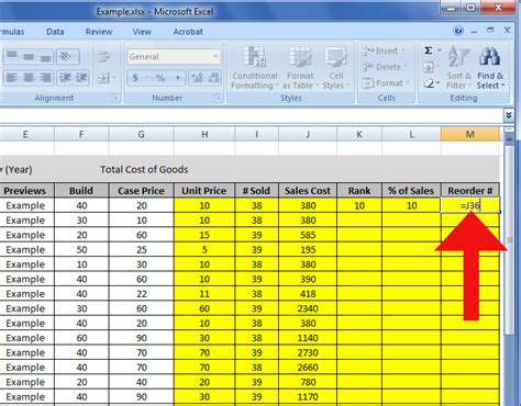 4 Ways To Create An Inventory List In Excel Wikihow How To Make A Template In Excel