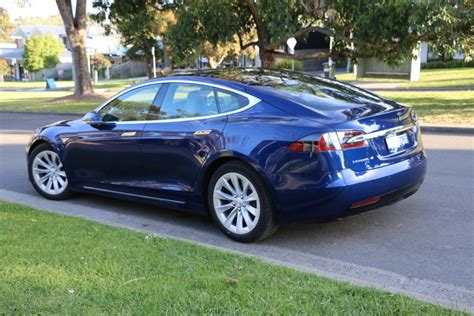 Tesla Overview 2016 Tesla Model S 75d Goauto Overview