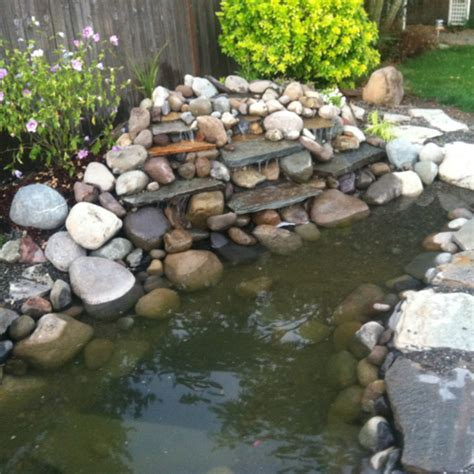 homemade waterfalls backyard homemade waterfalls backyard 28 images diy garden