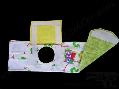 Patchwork Peddler - secure custom g belt see fabric album