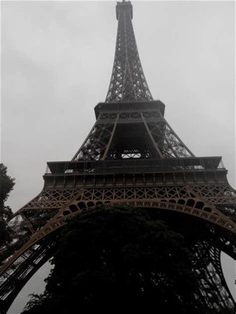 Menara Effeil pemandangan dari atas picture of eiffel tower