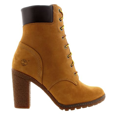 womens timberland earthkeepers glancy 6 inch high heel