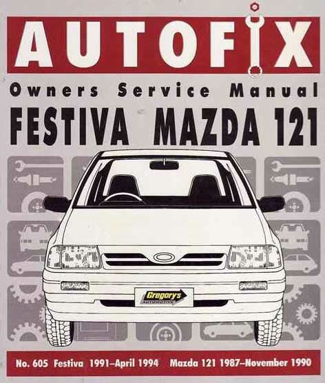 hayes auto repair manual 1991 ford festiva on board diagnostic system mazda 121 1987 1990 ford festiva wa 1991 1994 autofix repair workshop manual ebay