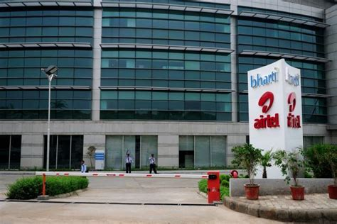 Raising S Corporate Office by Bharti Airtel S Equity Investors Frown At Debt Raising