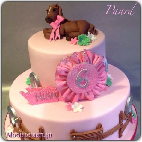 A Horse Cake For A Little Cake By Mooistetaartu