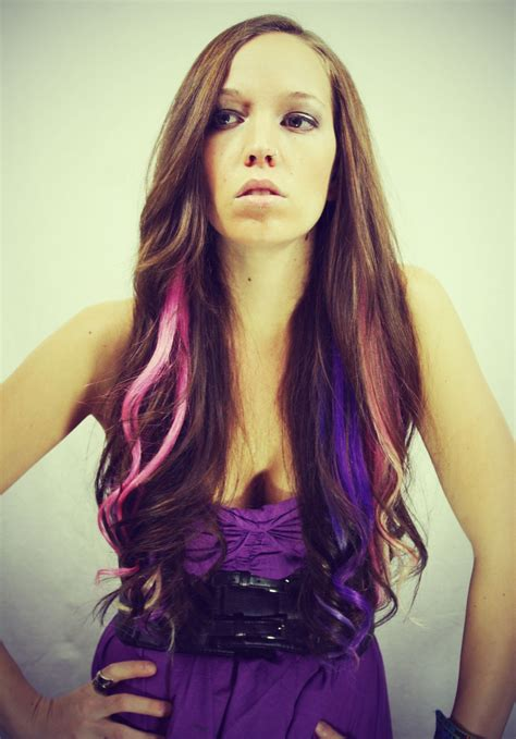 colored extensions rainbow human hair extensions colored hair extension clip