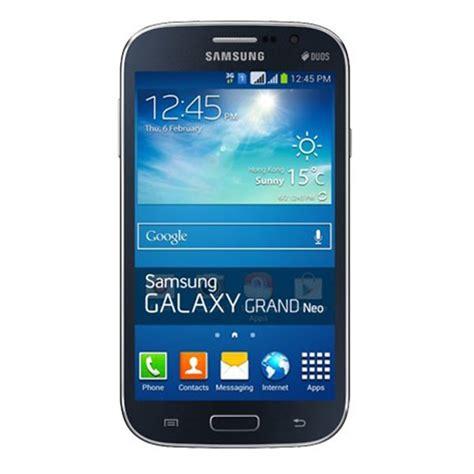 Handphone Samsung Galaxy Neo hypermart e samsung galaxy grand neo i9060 black