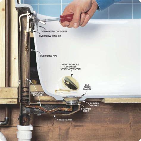 bathtub water not draining chinese doctors tub drains and yard treasures home