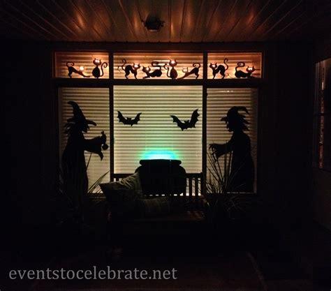 lighted halloween window decorations halloween door window decorations events to celebrate