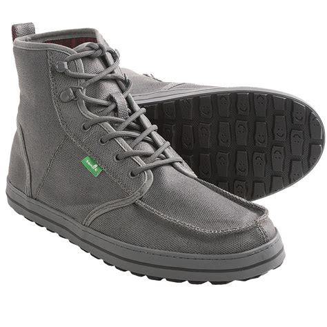 sanuk mens boots sanuk skyline boots for 7939w save 40