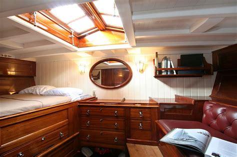 vintage boat interiors mahogany and bead board view large version of image aft