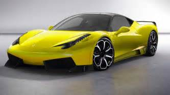 Yellow Ferraris Collection Of Wallpapers Original