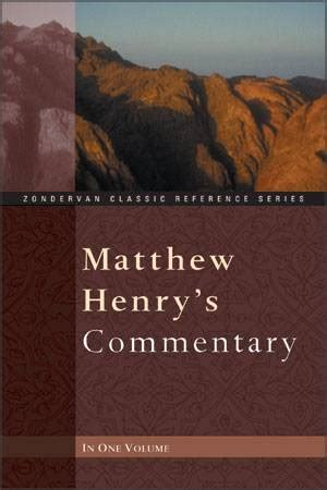 Pdf Matthew Henry Concise Commentary Ephesians 1 by Matthew Henry Bible Commentary Free