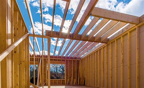 house plans timber frame construction how to choose a timber frame system homebuilding