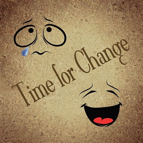 Of Time And Change free illustration change time sad cry laugh free