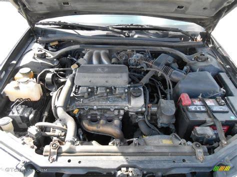 Toyota 3 0 V6 Engine 2000 Toyota Solara Se V6 Coupe 3 0 Liter Dohc 24 Valve V6