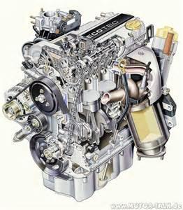 Opel Motor Motor 12a Motorsteuerkette Beim Corsa 1 0 Baujahr 03