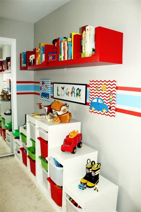 Car & Truck Theme Toddler Room Ideas A Space to Call Home