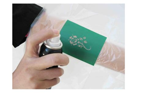 easy tattoo spray temporary spray tattoo aircan buy temporary tattoo spray