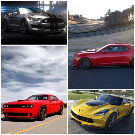 American Performance Car by You Choose American Performance Car Of The Year Our