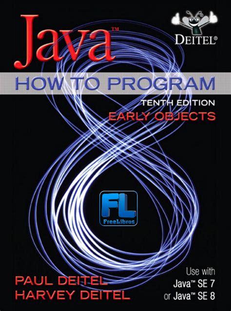 manejo de cadenas en java pdf como programar en java deitel 10a edici 243 n
