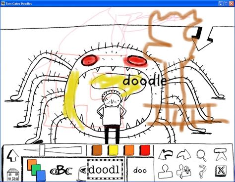 how to draw a tom gates doodles tom gates doodles software informer screenshots