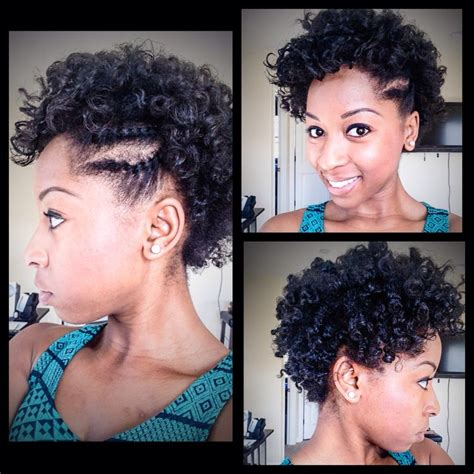 perm rod set using ors lock and twist gel and premium va slim25 left side perm rod set on blown out hair right