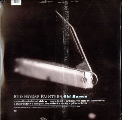 red house painters old ramon red house painters old ramon sealed us 2 lp vinyl record set double album 518656