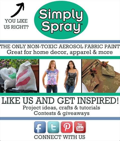 Upholstery Paint Where To Buy by Fabulous Friday Giveaway Simply Spray Upholstery Fabric Paint