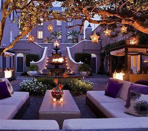 the backyard w hotel inspiration altan inspiration inredning
