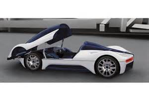 Maserati Birdcage Maserati Birdcage 75 Concept Side Profile Photo 27