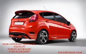 ford focus st performance parts fusion ecoboost